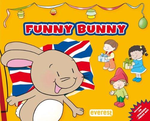 9788424103842: Funny Bunny. 2 años. Libro del alumno - 9788424103842