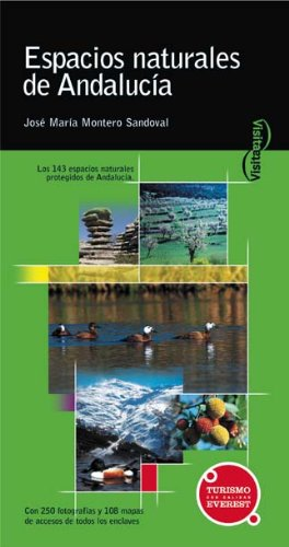 9788424104399: Visita Espacios Naturales de Andalucía (Visita / Serie Verde)