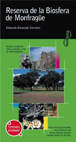 9788424104924: Visita la Reserva de la Biosfera de Monfragüe (Visita / Serie Verde)