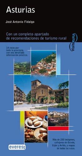 9788424105396: Visita Asturias: Con un completo apartado de recomendaciones de turismo rural. (Visita/Serie Azul)