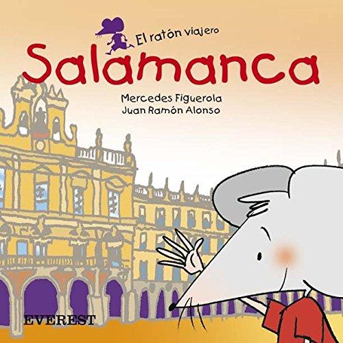 9788424105600: Salamanca (El ratón viajero. Libros de cartón)