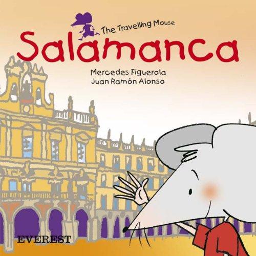 9788424105846: Salamanca (El ratón viajero. Libros de cartón)