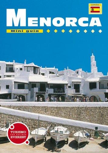 9788424106102: Mini Guía Menorca (Mini guías)