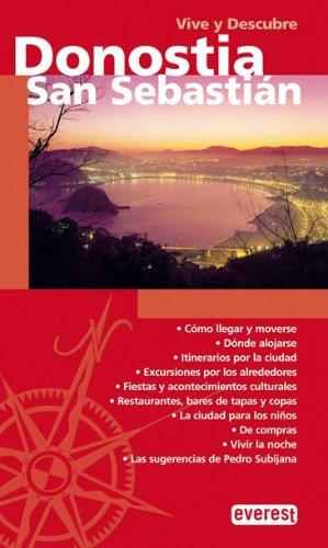 9788424106355: Donostia San Sebastian Vive.desc.