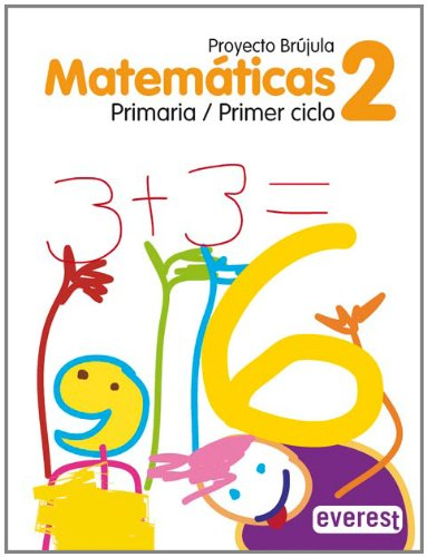9788424106782: Matemáticas 2º Primaria. Proyecto Brújula