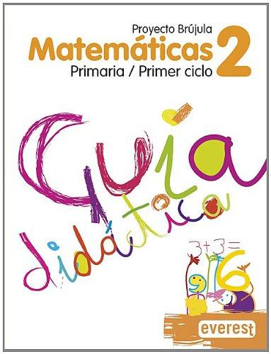 9788424106799: Matemáticas 2º Primaria. Guía Didáctica. Proyecto Brújula