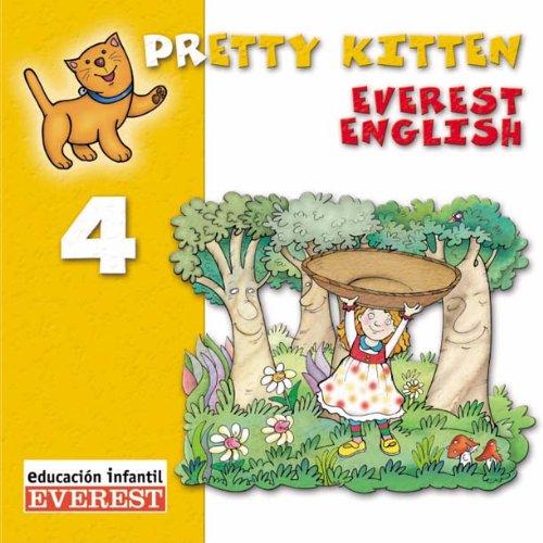 9788424109424: PRETTY KITTEN -4 EI-CD