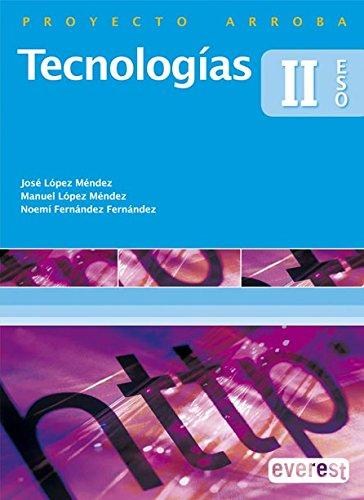 9788424109875: Tecnologías II ESO. Proyecto Arroba - 9788424109875