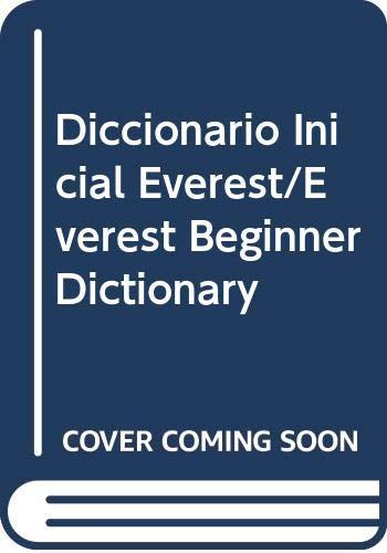 9788424110130: Diccionario Inicial de la lengua española (Diccionarios escolares)