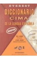 Everest Diccionario Cima Lengua Española: Editorial Everest
