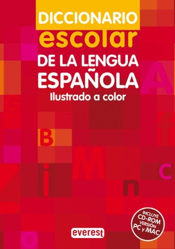 9788424111076: Everest Diccionario Escolar Lengua Espanola (Spanish Edition)