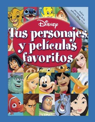 9788424112905: Tus personajes y películas favoritos (à lbumes Disney)
