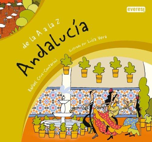 9788424113230: De la A a la Z. Andalucía
