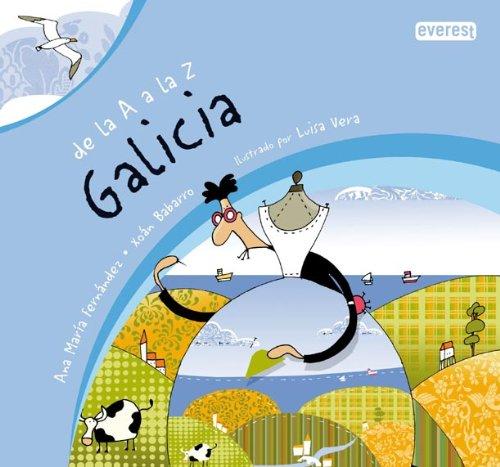 9788424113254: De la A a la Z. Galicia