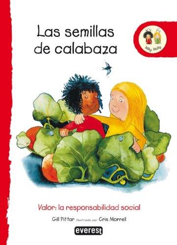 9788424113551: Las semillas de calabaza (Milly y Molly)