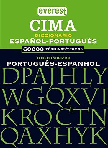 9788424114541: Diccionario Cima Portugués-Español, Dicionário Espanhol-Portugués (Diccionarios bilingües)