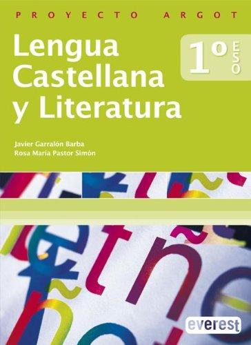 9788424115678: Lengua castellana y literatura 1.� ESO