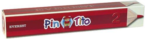 9788424115852: Pin y Tito 2 años. Láminas Murales: Educación Infantil - 9788424115852