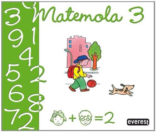 9788424115968: Matemola 3