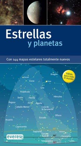 Estrellas Y Planetas. Con 144 Mapas Estelares Totalmente Nuevos.: Unknown