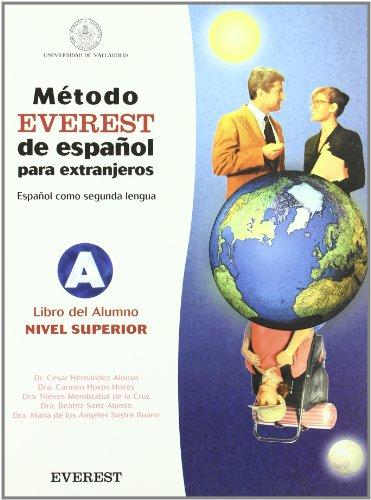 Metodo Everest De Espanol Para Extranjeros: Libro: Hoyos, Carmen, De
