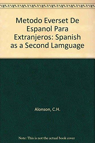 9788424118099: Método EVEREST de español para extranjeros. Nivel Superior. Libro del profesor: Spanish as a Second Lamguage