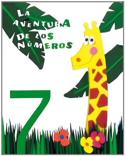 9788424118662: La aventura de los números 7