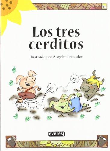 9788424118969: Los tres cerditos (Girasol)