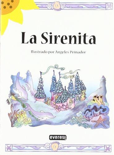 9788424118976: La Sirenita (Girasol)