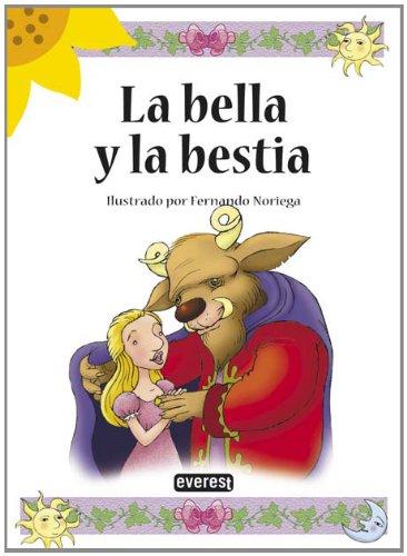 9788424119102: La bella y la bestia (Girasol)