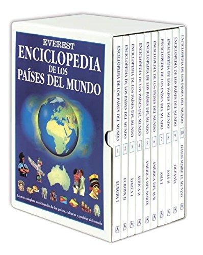 9788424119805: Enciclopedia De Los Paises Del Mundo / Encyclopedia of Lands & Peoples (Spanish Edition)