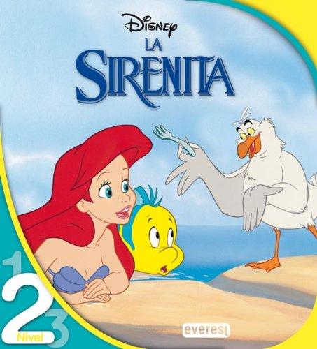9788424121020: La Sirenita. Lectura Nivel 2 (Leo con Disney)