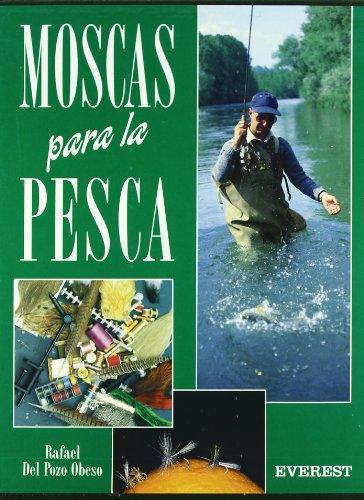 9788424121112: Moscas para la pesca (Caza y pesca)