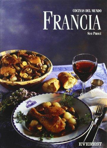 Cocinas del Mundo - Francia (Spanish Edition): Pirove, Susi