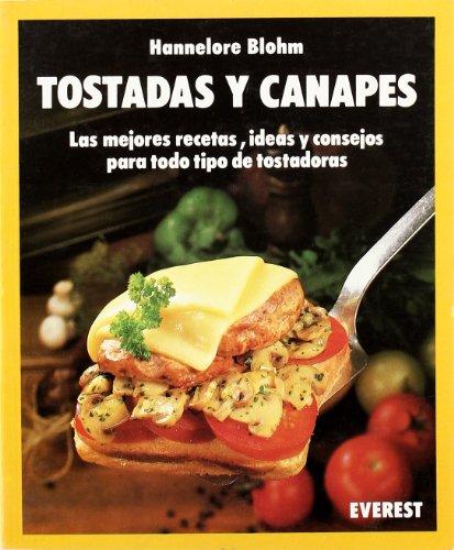 9788424122638: Tostadas y canapes: Las mejores recetas, ideas y consejos para todo tipo e tostadoras. (Cocina fácil)
