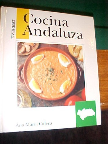 9788424123390: Cocina Andaluza (Cocina regional española)