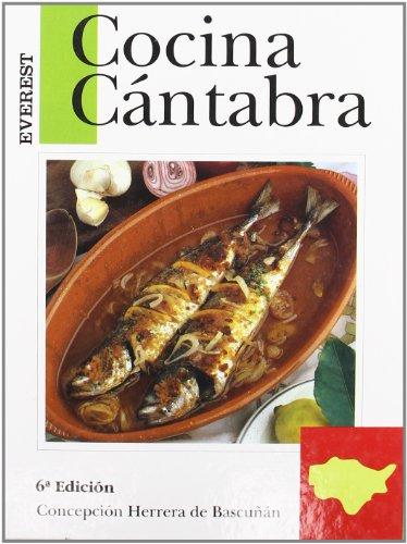 9788424123420: Cocina Cántabra (Cocina regional española)