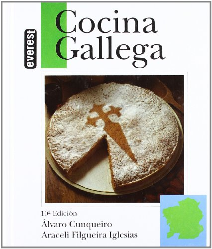 9788424123451: Cocina Gallega (Spanish Edition)