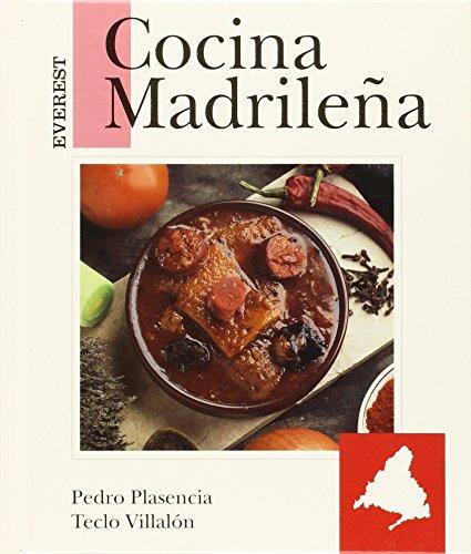 9788424123512: Cocina Madrileña (Cocina regional española)