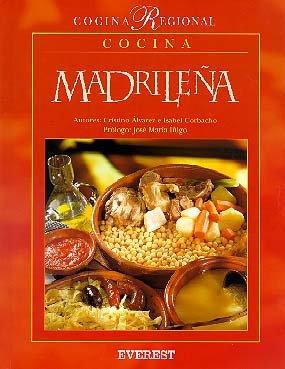 9788424124694: Cocina Madrile~na (Cocina Regional)