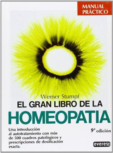 9788424125509: El gran libro de la homeopatia