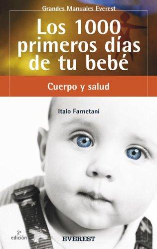 9788424126148: Los 1000 primeros días de tu bebé (Grandes manuales Everest)