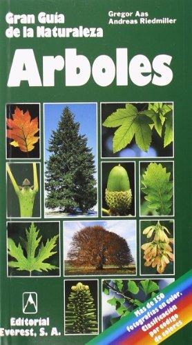 9788424126636: Árboles: Las principales especies de árboles europeas. Como reconocerlas y clasificarlas. (Grandes guías de la naturaleza)