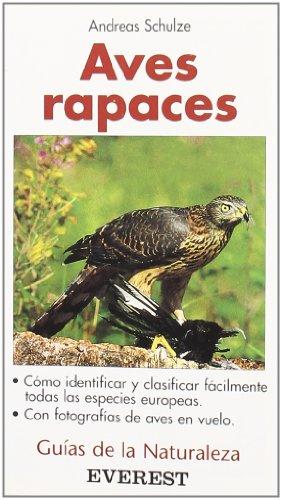 9788424126971: Aves rapaces: Cómo identificar y clasificar fácilmente todas las especies europeas (Guías de la naturaleza de bolsillo)