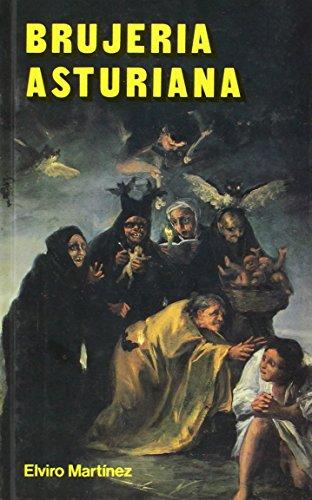 9788424129422: Brujería Asturiana (Viajes y costumbrismo)