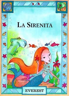 9788424130848: La Sirenita (Cometa roja)