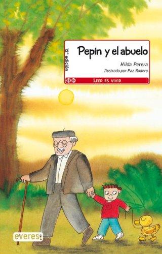 9788424132712: Pepín y el Abuelo (Leer es vivir)