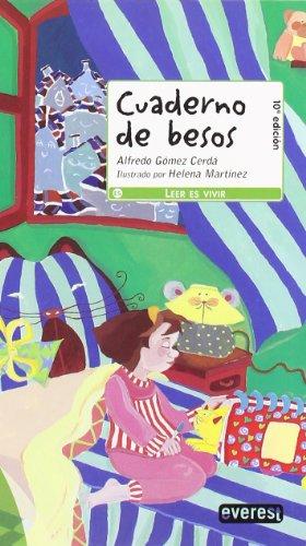 9788424132774: Cuaderno de Besos