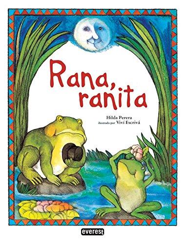 9788424133290: Rana, ranita (Rascacielos)