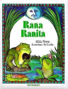 9788424133306: Rana, ranita (Rascacielos)
